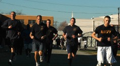 US Navy 061211-N-4515N-108 Sailors assigned to the pre-commissioning unit