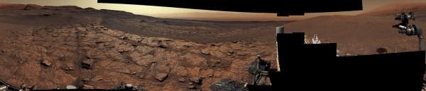 Curiosity Rover celebra el día 3000 en Marte enviando una foto panorámica de la misión