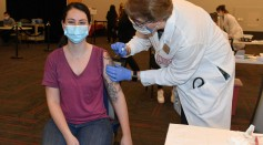 : Science Times - UNLV Begins To Vaccinate Medical School Students For COVID-19