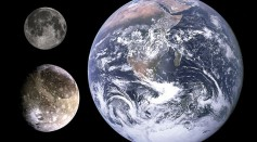 Science Times - Water Ice Mapped Across Northern Part of Ganymede, the Largest Moon in the Solar System
