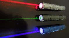 Different Laser Colors for Commercial Use