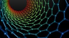 Flying Through Nanotubes