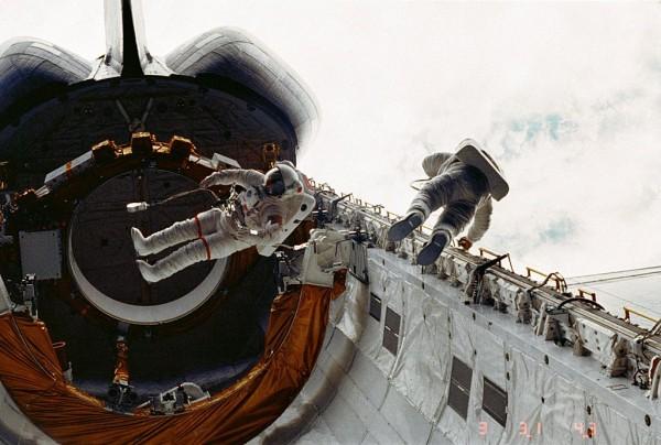 NASA Spacewalks