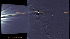 Parker Solar Probe Captures a Planetary Portrait