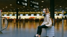 COVID-19 in Airports