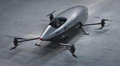 AirSpeeder MK3 Flying Racing Car Is Now Ready to Race