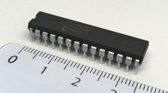 Programmable Integrated Circuit (PIC) Microchip