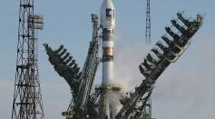European Space Agency Launch Galileo Satellite From Kazakhstan