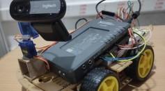 VRSEC's Virtual Telepresence Robot