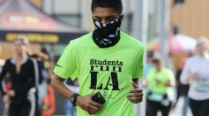 Los Angeles Marathon Goes On Despite Concerns Over Coronavirus