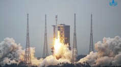 Science Times - China's Long March 7A Takeoff, A Success