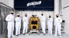 The Astroscale Team Behind ELSA-d