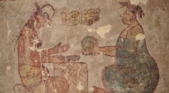 Earliest Record Known of Salt being Sold Among the Mayans