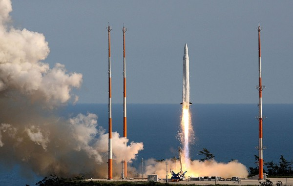 South Korea Launch First Artificial Satellite