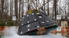 Orion Water Drop Tests