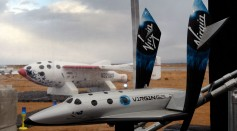 Science Times - Virgin Galactic's SpaceShipTwo, First Commercial Spacecraft, Unveiled In CA