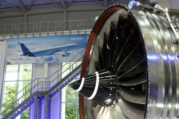 Science Times - Rolls-Royce Launches New Assembly Line For A350 Engine Production