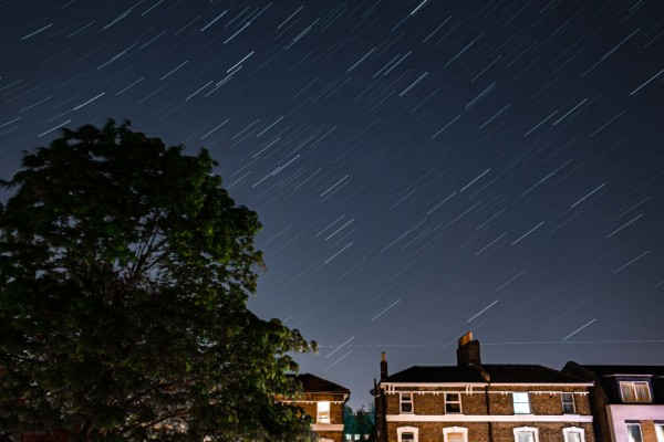 Starry Nights Over London