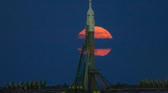 Expedition 50 Supermoon