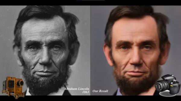 Photo Colorizing Tool Uses AI to Create Lifelike Images of Historical Figures