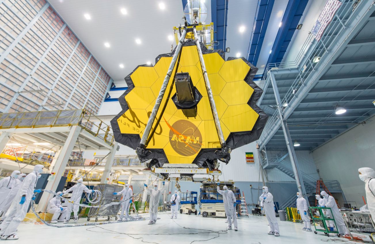 NASA's James Webb Space Telescope to spot signs of life on other planets in 5 to 10 years