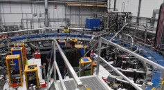 An Image of the Muon G-2 Collaboration at Fermilab