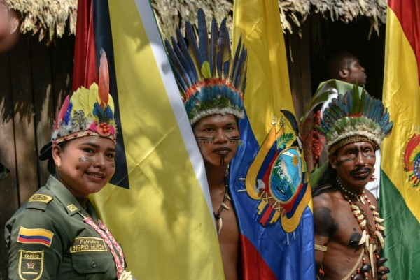 South American Presidential Summit For The Amazon