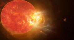 Solar Flare/Proxima Centauri