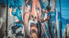 New Non-Toxic Hydrogels Can Remove Graffiti From Street Art Without Destroying It