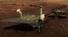Science Times - Tianwen-1 Mission: China Reveals Attempt to Land on Mars Through Zhurong Rover