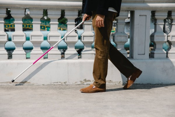 $3,840 Smart Shoe For the Blind and Visually Impaired Has Ultrasonic Sensors To Help Them Avoid Obstacles