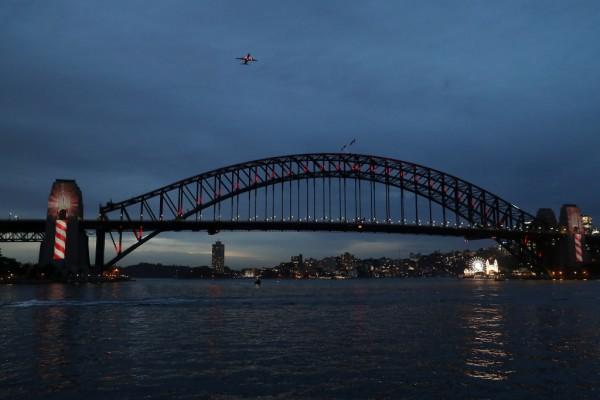 Qantas Celebrates 100th Anniversary In Sydney