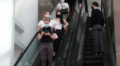 Science Times - CDC Says Vaccinated People No Longer Need To Wear Masks Indoors