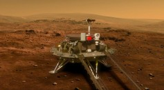 Science Times - Tianwen-1 Successfully Lands on Mars; China's Space Mission Accomplished!