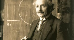 Einstein's 72-Year-Old Letter Containing New Physics About Animal Senses Revealed in Study