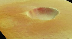 Science Times - Active Volcanoes on Mars: With Continuing Eruptions Up to 3 Million years Ago, According to Study