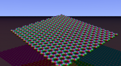 Science Times - Graphene Nanoribbons Show Interesting Properties Due to Interplay Between Their Crystal, Electronic Structures