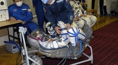 Science Times- NASA Study Reveals Effects of Weightlessness on Human Health