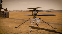 Science Times - Mars Helicopter Ingenuity in Trouble: Exhibits Toughness on 6th Flight while Suffering Glitch
