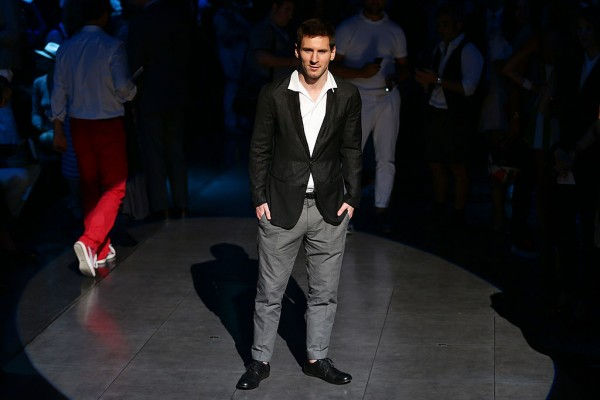 Dolce & Gabbana - Front Row - MFW S/S 2014