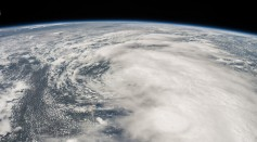 ISS-44 Tropical Storm Bill