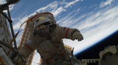 Cosmonauts Prepare For the Arrival of Russian Module in the ISS After A Seven-Hour Spacewalk