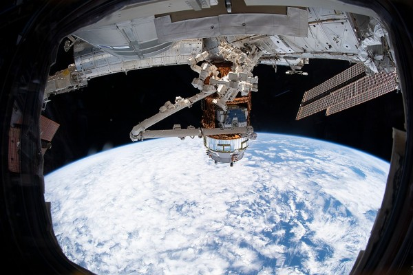 ISS060-E-86603 - View of Earth