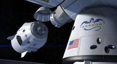 Uncrewed SpaceX Dragon Cargo Ship Docks at the ISS, Carrying New Solar Arrays and Fresh Experiment Supplies