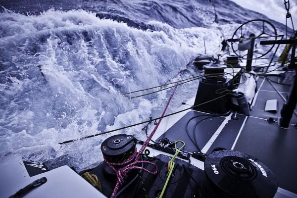 Volvo Ocean Race 2011-2012 : Leg 5 - Auckland to Brazil