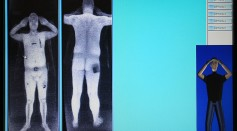 Full Body Scanners Unveiled At Manchester Airport