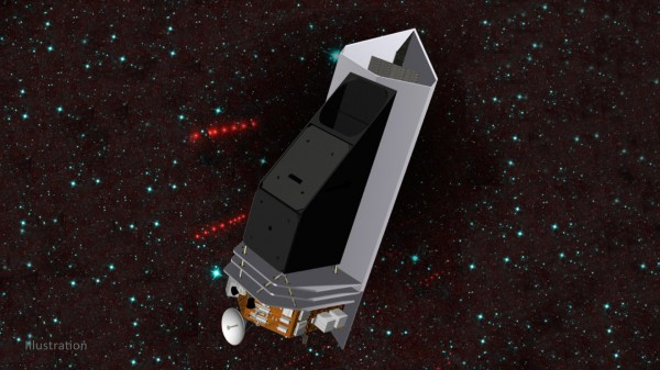 NASA Approves Asteroid Hunting Space Telescope to Continue Development