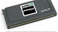 Computer Chip Maker Advanced Micro Devices (Amd Unveiled The First One Gigahertz (Ghz