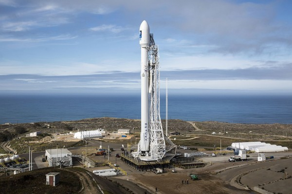 SpaceX Set to Launch a National Security Satellite to Orbit with a Reused Rocket for the First Time