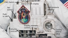 Science Times - Spacesuit Problems Preempt 2 Astronauts From Completing New Solar Panel Installation Outside ISS